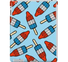 Rocket Popsicle Pattern iPad Case/Skin