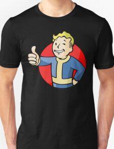 Fallout - vault boy T-Shirt
