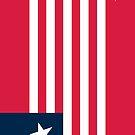 Liberia Flag by pjwuebker