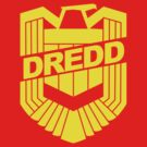 Dredd Badge by Jonathan Carre