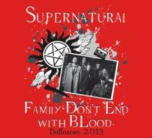 Family Ties by jamiewood