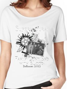 Family Ties Women's Relaxed Fit T-Shirt