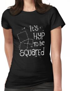 It's Hyp to be Squared (white) T-Shirt