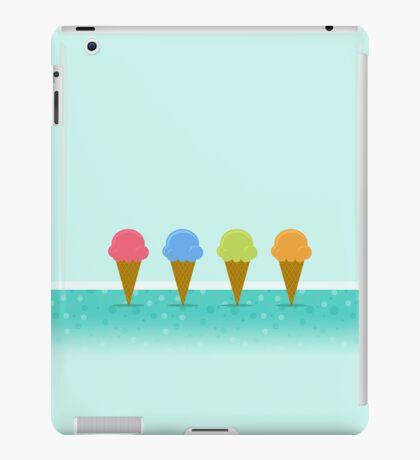 Ice creams iPad Case/Skin
