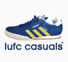 LUFC Casuals by KenDeMange