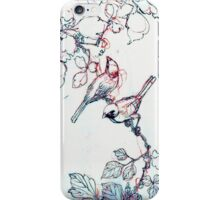 Asian Ink Birds iPhone Ipod iPhone Case iPhone Case/Skin