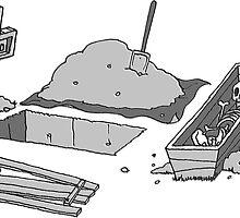 Exhumation by sensameleon