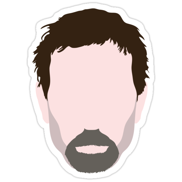 House MD Sticker by Ebonrook
