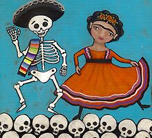 A Skeleton Dance by Ryan Conners