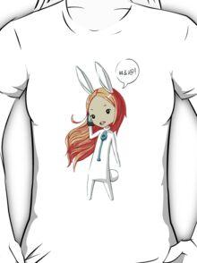 Bunny Girl 2 T-Shirt