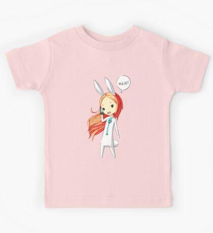 Bunny Girl 2 Kids Tee