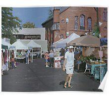 The Farmer's Market Poster