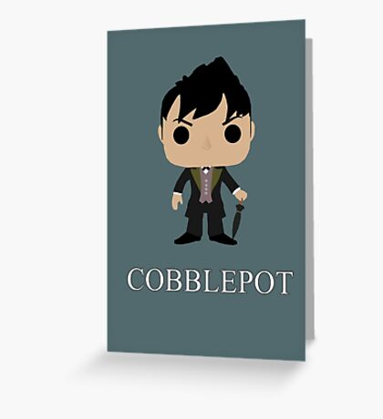 Oswald Pop Greeting Card