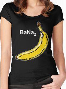 BaNa2 Banana! Women's Fitted Scoop T-Shirt