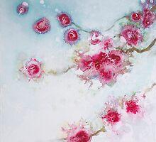 Sweetest Cherry by izumiomoriart
