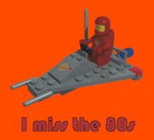 I miss the 80s (especially my Lego) Kids Tee