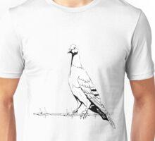 dove, peace, Unisex T-Shirt