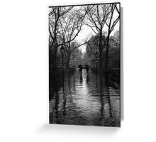 Washington Square Park, Greenwich Village, New York Greeting Card