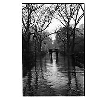 Washington Square Park, Greenwich Village, New York Photographic Print