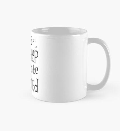 It's Hyp to be Squared (black) Mug
