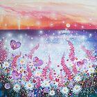 Love Sunset by izumiomoriart