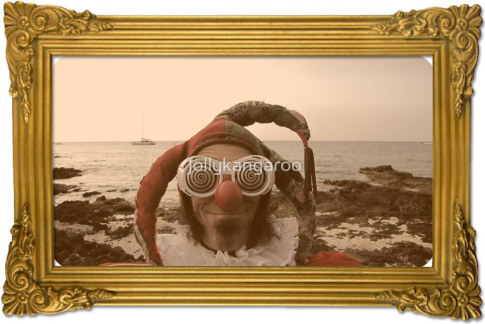 Fool at Sea by jollykangaroo