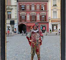 Fool in Europe by jollykangaroo