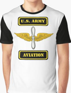 Army Aviation Branch ( t-shirt ) Graphic T-Shirt