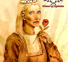 Eleanor of Aquitaine by Troy Brown