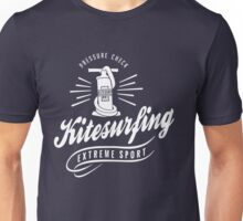 Kitesurfing Air Pump Unisex T-Shirt