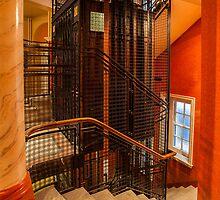 The Last Elevator  by Matt-D-Allen