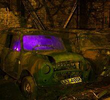 Lost mini cars by Matt-D-Allen