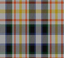 00312 MacLaren Dalgliesh version Tartan Fabric Print Iphone Case by Detnecs2013