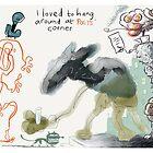 Poets' Corner by Ellis Nadler