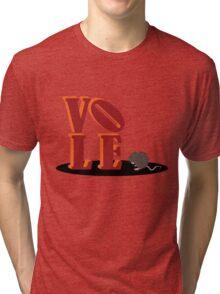 Vole Tri-blend T-Shirt