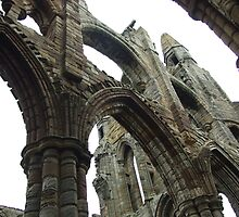 Whitby Abbey by Crimmy
