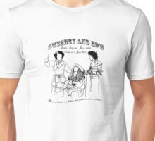 """Sweeney and Ed's Barber Shop and Hair Salon"" Unisex T-Shirt"