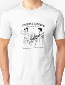 """Sweeney and Ed's Barber Shop and Hair Salon"" T-Shirt"