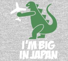 I'm big in Japan - Godzilla Kids Clothes