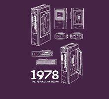The Revolution Began Unisex T-Shirt