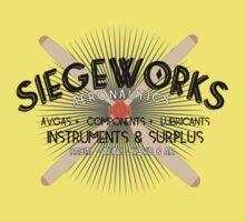 Siegeworks Aeronautics Kids Tee