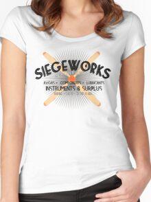 Siegeworks Aeronautics Women's Fitted Scoop T-Shirt