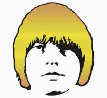 Brian Jones T-Shirt 2 by retrorebirth