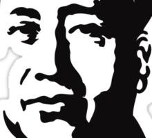 LMAO - Laughing my ass off (Mao Zedong) Sticker