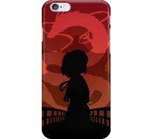 Spirited Away Movie Poster iPhone Case/Skin