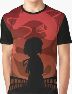 Spirited Away Movie Poster Graphic T-Shirt