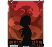 Spirited Away Movie Poster iPad Case/Skin