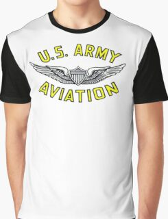Army Aviation (t-shirt) Graphic T-Shirt