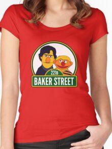 Baker Street Women's Fitted Scoop T-Shirt