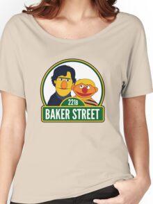 Baker Street Women's Relaxed Fit T-Shirt